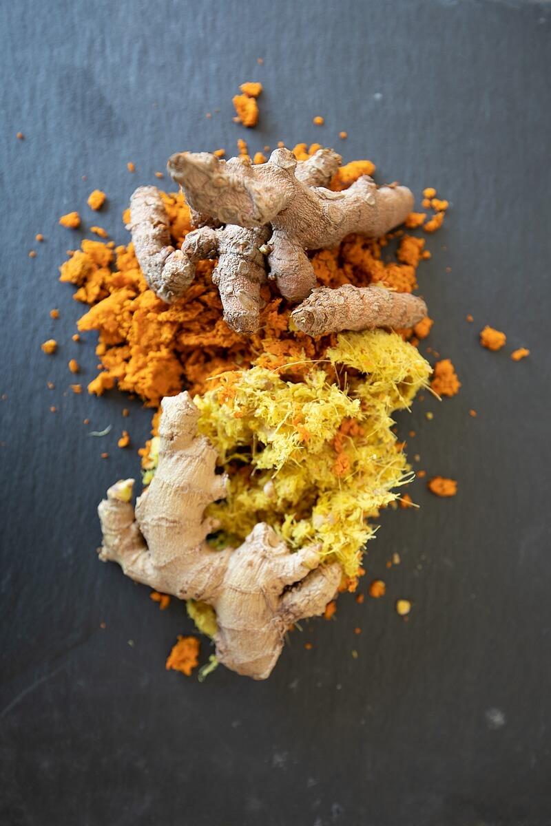 Bulles d'Opale, Gingembre, des ingrédient BIO et du thé responsable