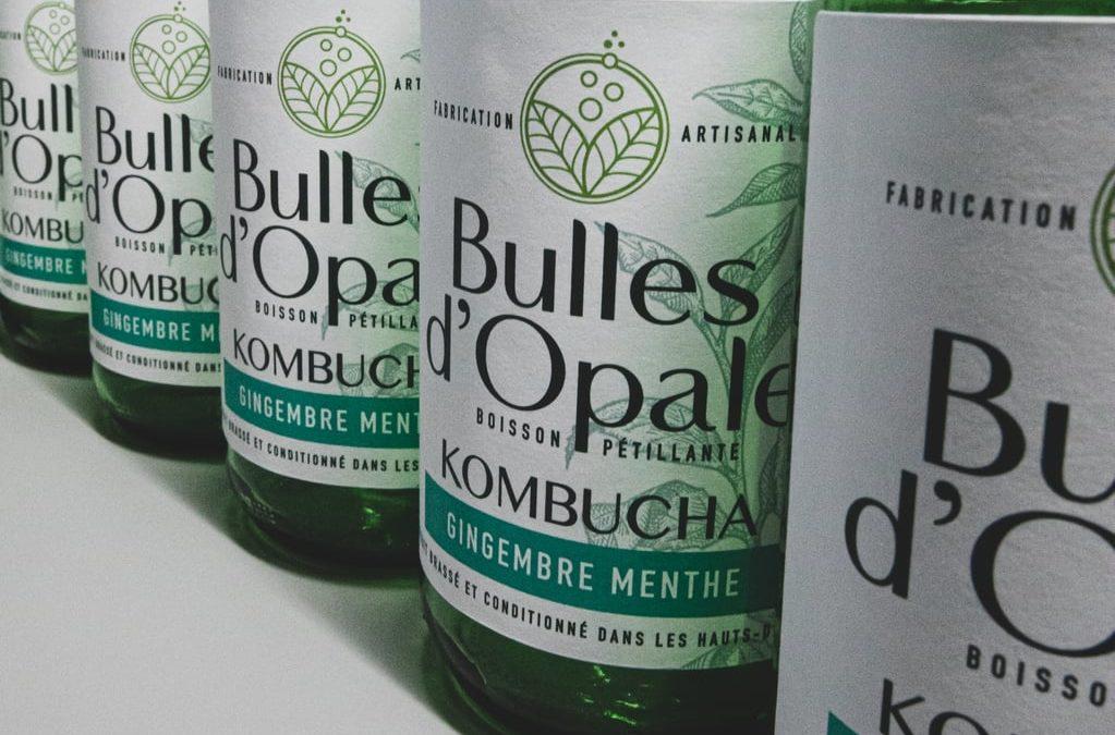 Un kombucha produit dans le Pas-de-Calais (diaporama photos)